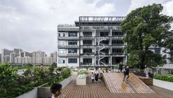 The Planting Terrace And The Experience Pavilion / MOZHAO ARCHITECTS