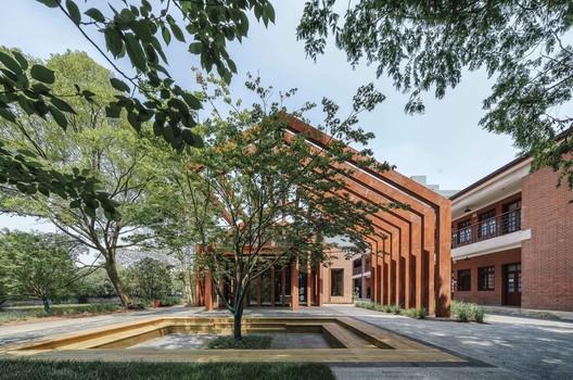 architecture. Image © Qianxi Zhang