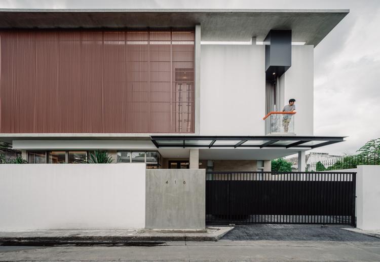 Bird Bom House / FLAT12x, © Chaovarith Poonphol