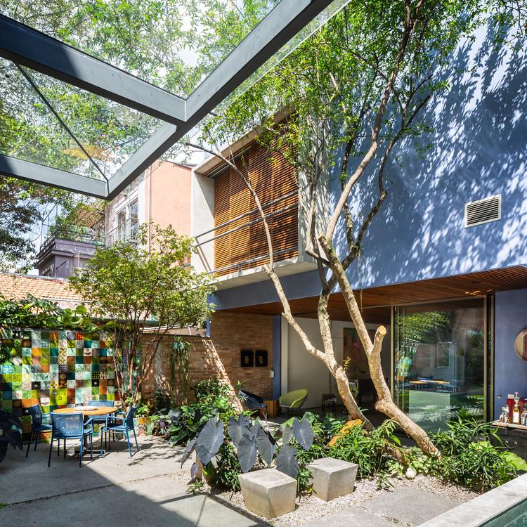 Casa Carumbé / Gil Mello Arquitetura, © Pedro Kok