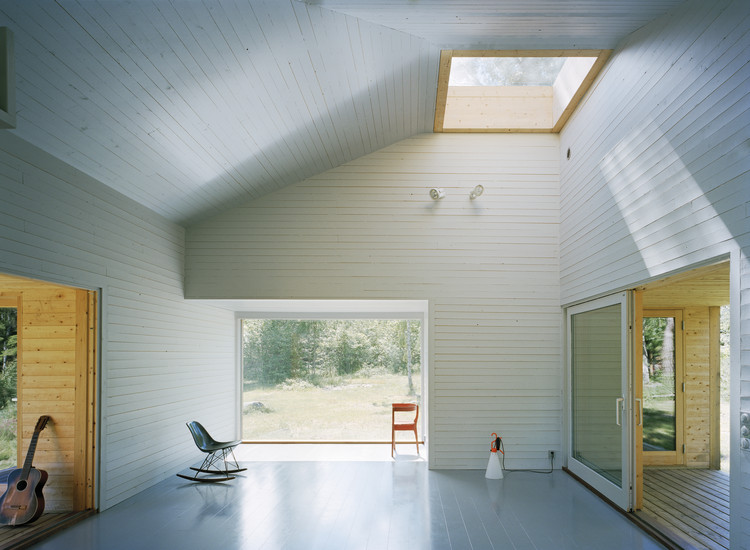 Summerhouse at Söderöra / Tham & Videgård Arkitekter, © Åke E:son Lindman / Lindman Photography