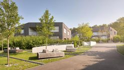 Rietacher Housing / Urben Seyboth Architekten