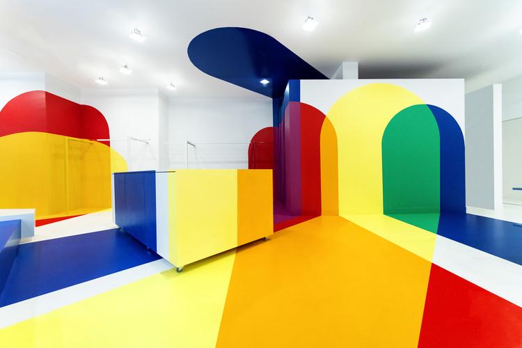 Homecore Store / Studio Malka Architecture, © Laurent Clement