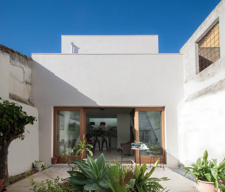 Casa para un escritor / Iniesta Nowell Arquitectos, Cortesía de Rafael Iniesta Nowell