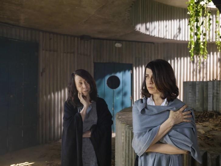 Filme sobre Lina Bo Bardi com Fernanda Montenegro estreia em Londres, Fernanda Montenegro e Fernanda Torres. Foto: Reprodução