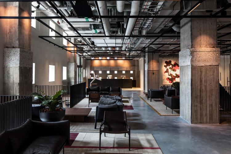 Blique Hotel by Nobis / Wingårdhs arkitektkontor, © Bruno Ehrs