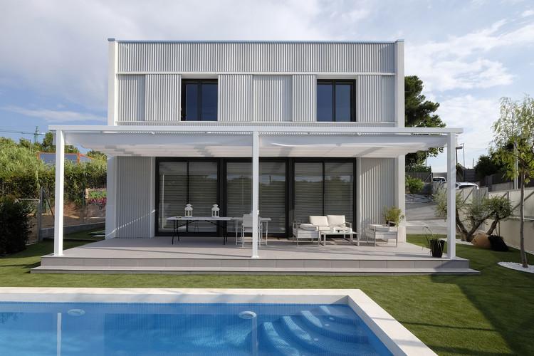 Canovas Cassart House / LaBoqueria, © Lacol / House Habitat