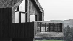 Fan Forest Houses / bergmeisterwolf architekten