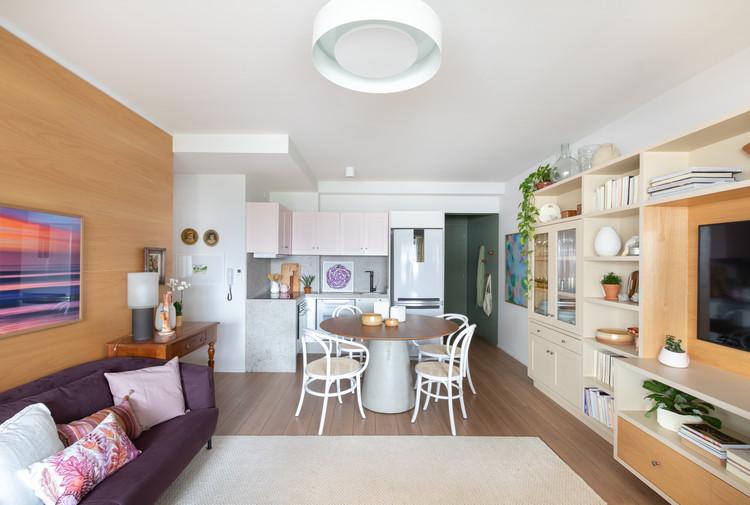 Apartamento Maria Cecília / Todos Arquitetura, © Alexandre Disaro