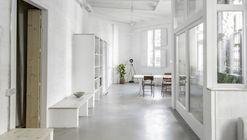 Casa Taller a Sants / andrea + joan arquitectes