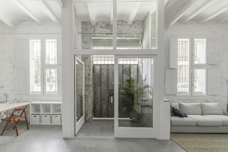 Sants House Workshop / andrea + joan arquitectes, © Joan Martí