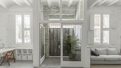 Sants House Workshop / andrea + joan arquitectes