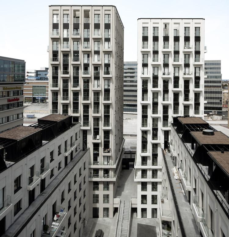 Haga Nova Residences / Vera Arkitekter, © Tord Rikard Söderström