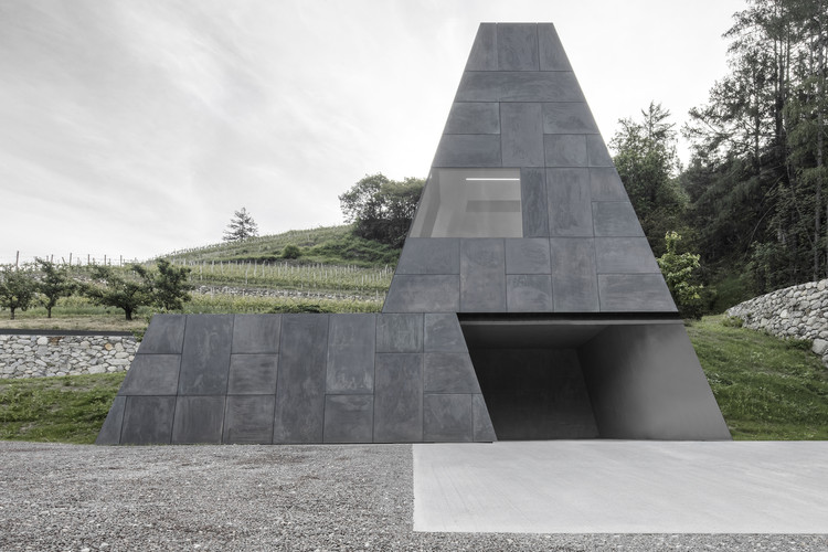 Grow Out Cellar / bergmeisterwolf architekten, © Gustav Willeit