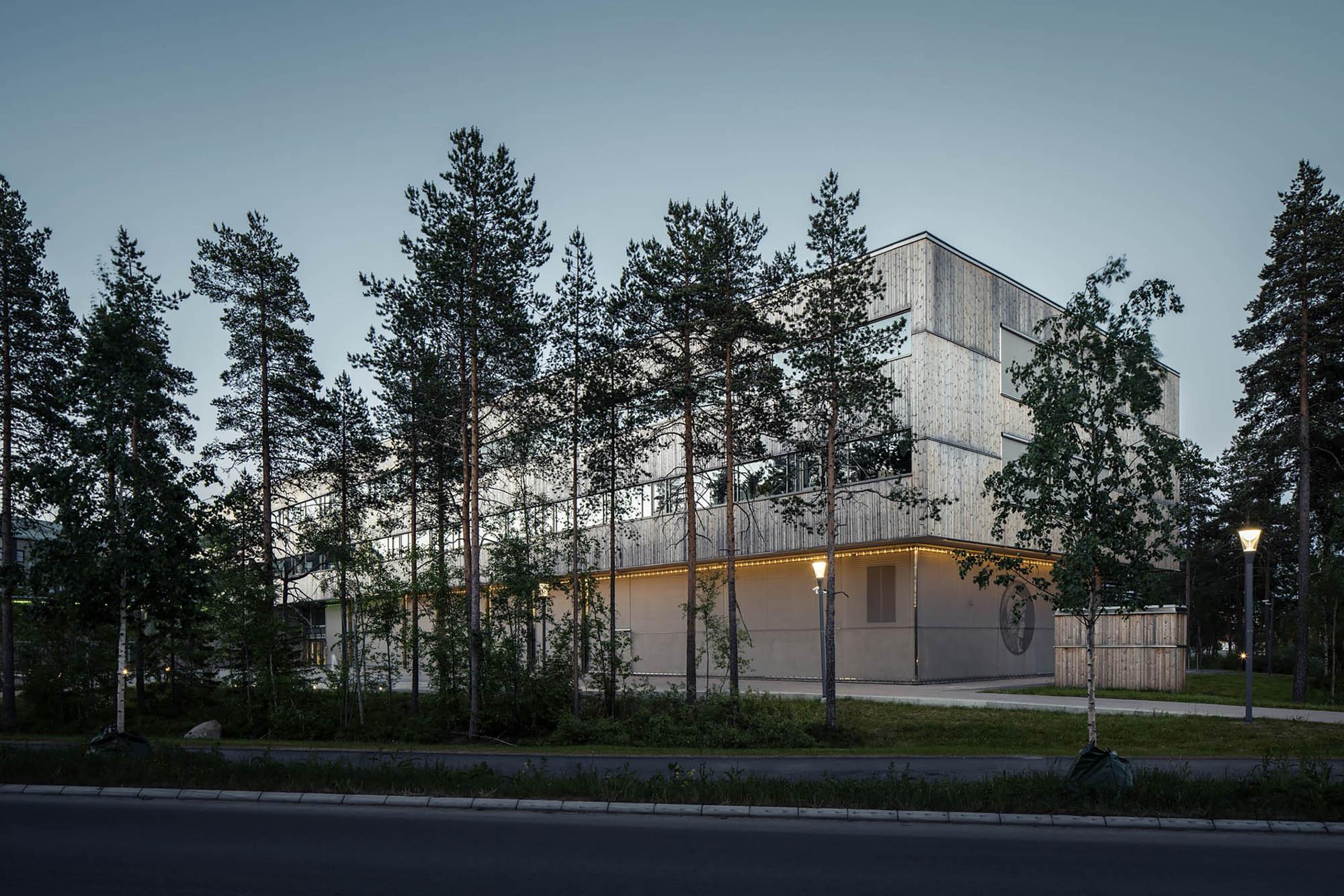 Minerva School / Sweco Architects