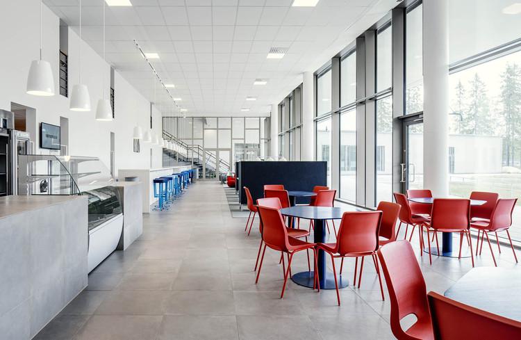 Minerva School Sweco Architects Archdaily