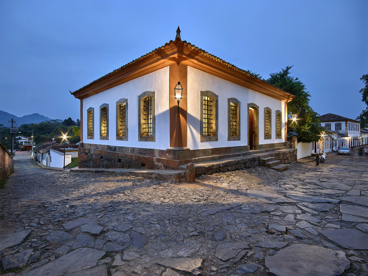 Museu de Sant'Ana / Gustavo Penna Arquiteto e Associados, © Jomar Bragança