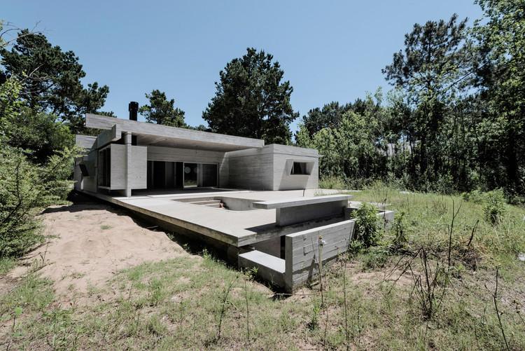 Casa en calle Divisadero / Estudio Galera, © Diego Medina