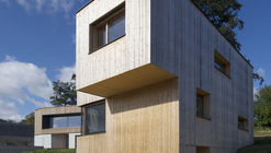 House Under Oaks 2 / Juri Troy Architects
