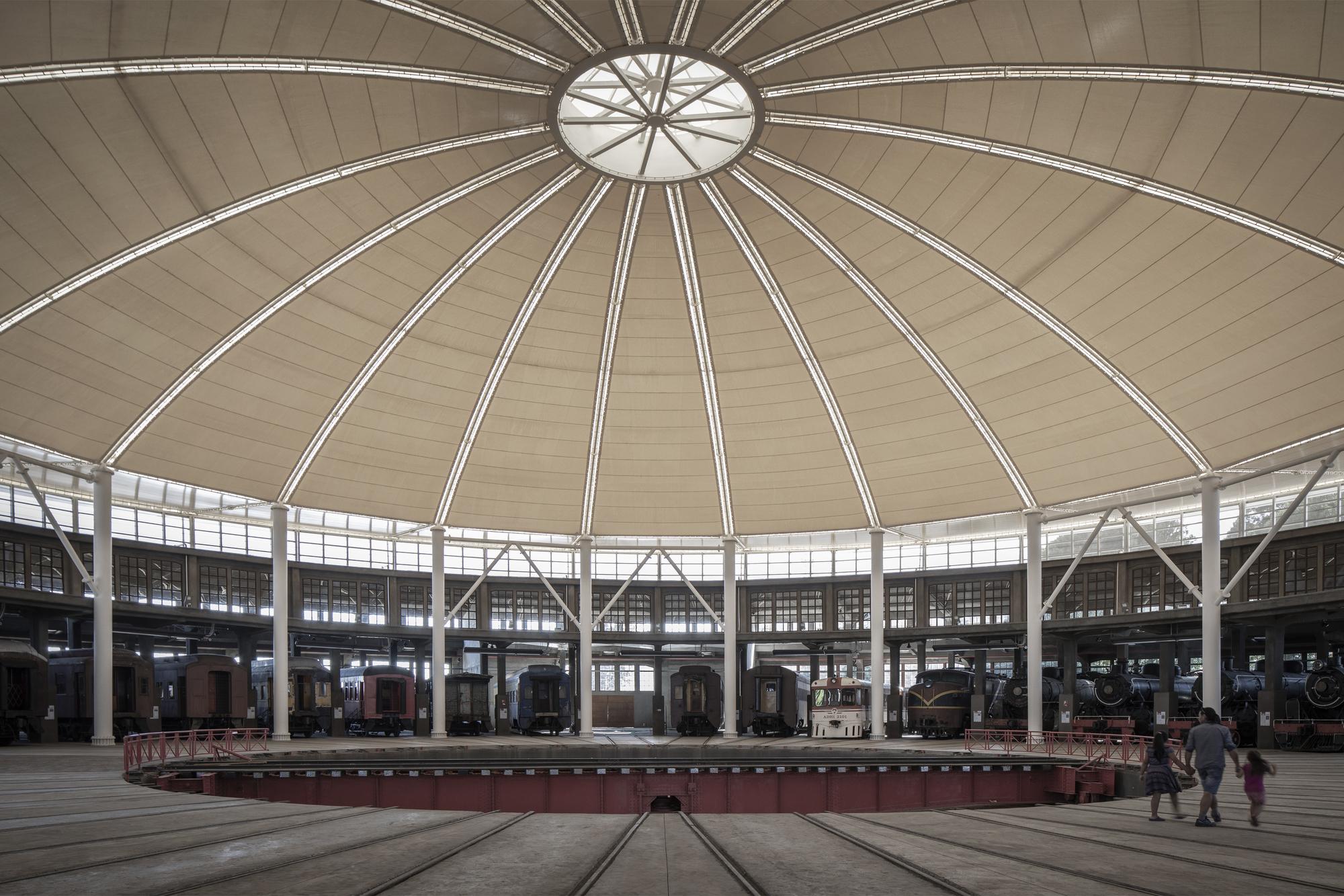 Railway Museum Pablo Neruda / Chauriye Stäger Arquitectos