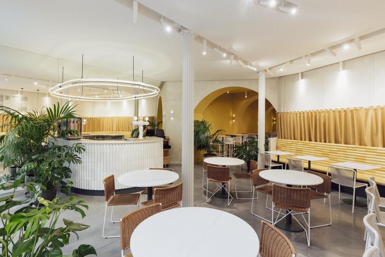 Bunsen Restaurant / MESURA, © Enric Badrinas