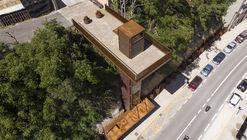 Ascensor público en La Rampinya / Santamaria Arquitectes