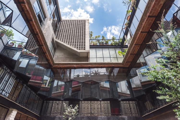 Edificio Lirio 7 / BAAQ', © LGM Studio - Luis Gallardo