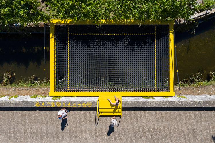 Simulacrum Installation / Pedro Henrique , © Ivo Tavares Studio