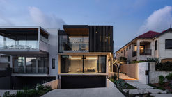 Vodka Palace House / Marcus Browne architect