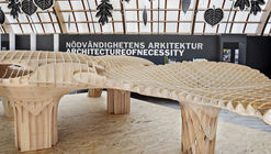 Wood Summit Småland 2019 and Architecture of Necessity
