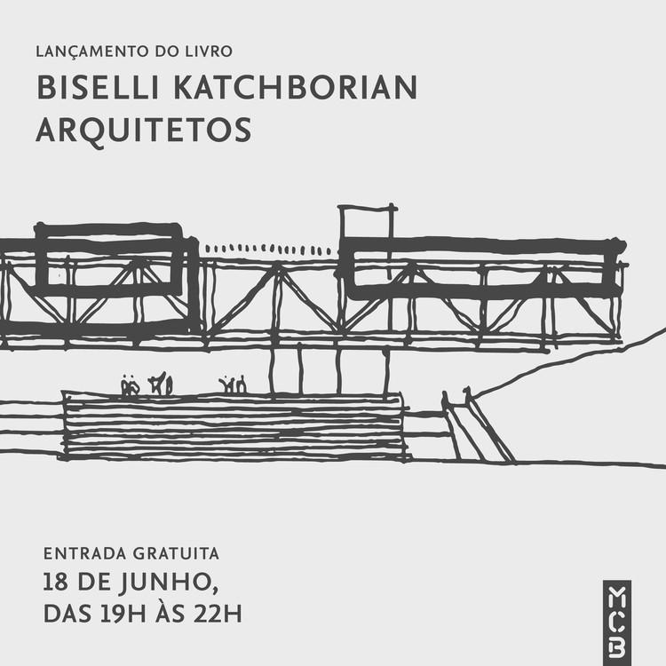 Livro Biselli Katchborian Arquitetos , Escritório completa 32 anos de produção com arquitetura que busca compreender e responder às transformações econômicas e culturais brasileiras.