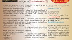 Chamada para Inscrições do XI Prêmio Internacional TILE Brasil - Projeto com Cerâmica