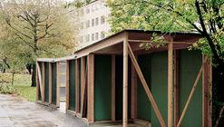 Transformation of Common Courtyard / Johansen Skovsted Arkitekter