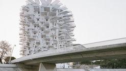 Torre Residencial L'Arbre Blanc / Sou Fujimoto Architects + Nicolas Laisné + OXO architects + Dimitri Roussel