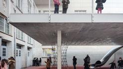 Arc en Ciel School / Label Architecture