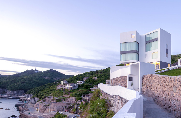Dengfenglai Guest House / ZX STUDIO, © Ye Mu