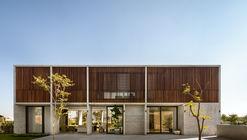 Casa campanario / PPAA Pérez Palacios Arquitectos Asociados + Alfonso de la Concha Rojas