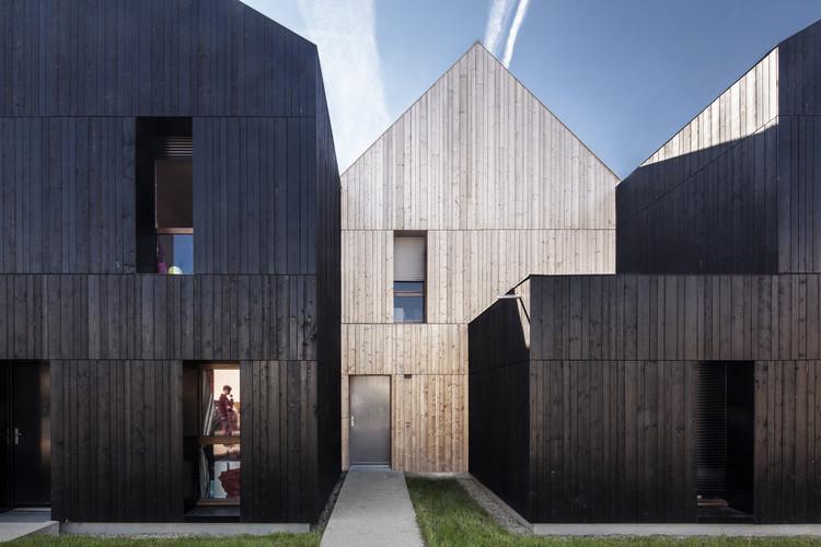 Wood and Straw Housing / NZI Architectes, © Juan Sepulveda Grazioli