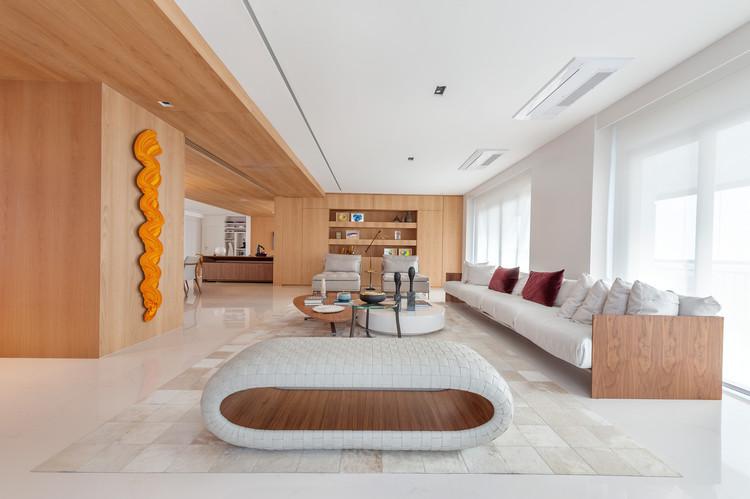 Apartamento ADK / Schuchovski Arquitetura, © Renata Salles
