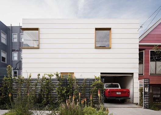 Harrison St. House / Ryan Leidner Architecture