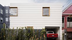 Harrison St. House / Ryan Leidner Architecture