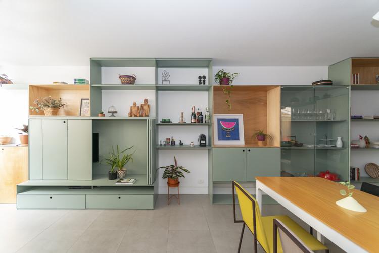 Apartamento Martim Francisco / Matú Arquitetura, © Cris Farhat