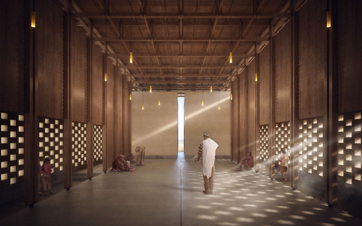 Winning Designs for Senegal Peace Pavilion, Judged by Kengo Kuma