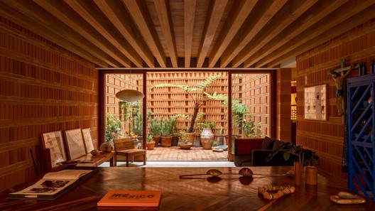 Estudio Iturbide / Taller de Arquitectura Mauricio Rocha + Gabriela Carrillo. Image © Rafael Gamo