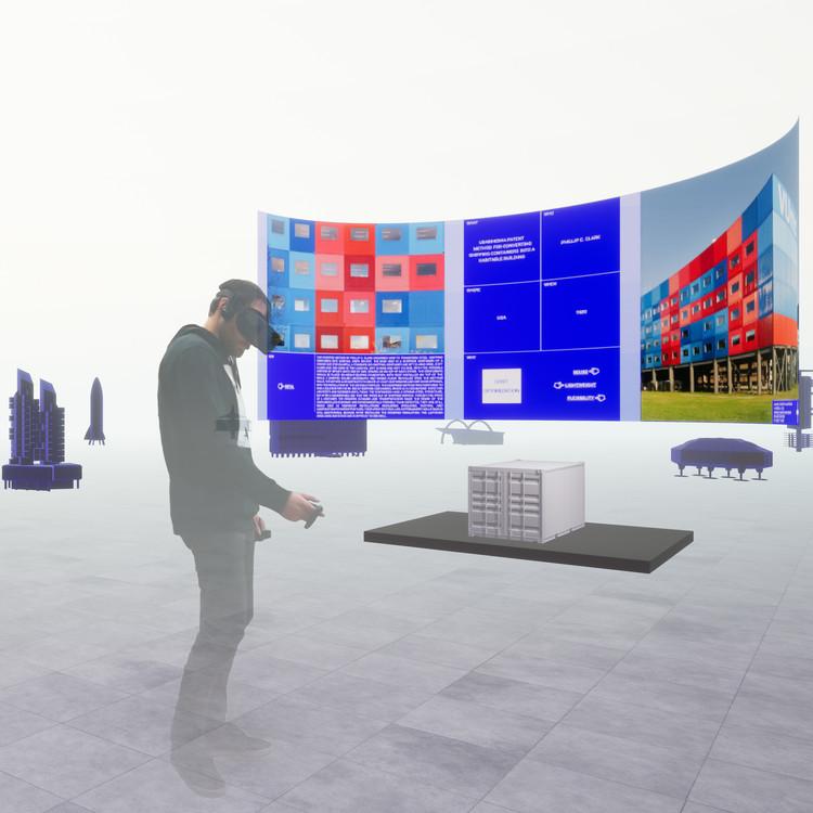 The Reasons Offsite - uma experiência imersiva através da realidade virtual, desenvolvida por SUMMARY, Cortesia de SUMMARY