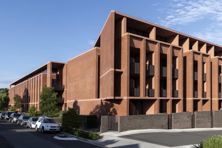 Edifício Residencial Arlington Grove / Smart Design Studio, © Ross Honeysett