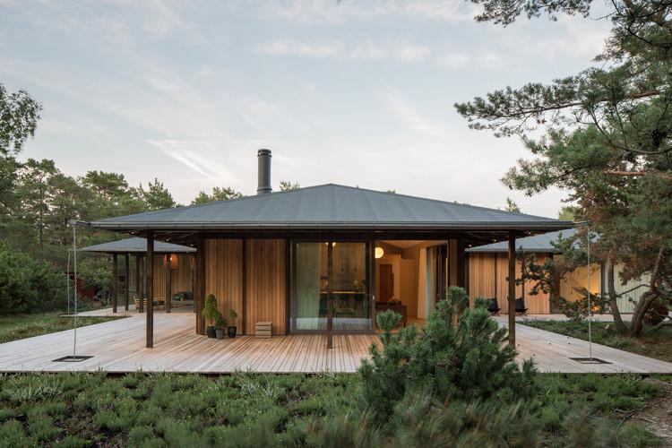 Summerhouse T  / Johan Sundberg Arkitektur, © Markus Linderoth