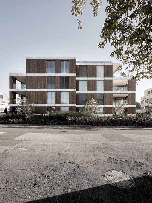 Vivienda Oetlisberg Urben Seyboth Architekten | Plataforma