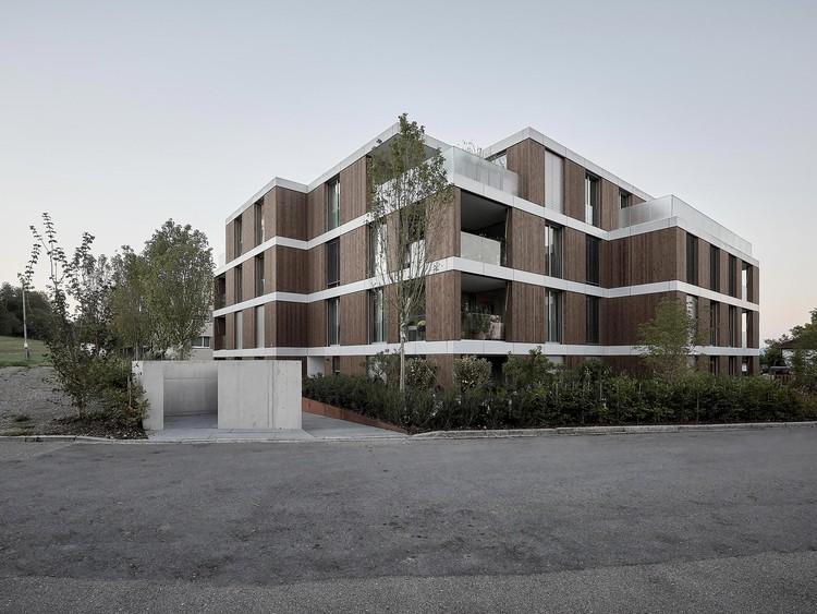 Vivienda Oetlisberg / Urben Seyboth Architekten, © Kuster Frey Fotografie