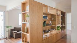 Apartamento Carretel / EIXO Z arquitetos